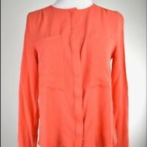 Meave for Anthro button down blouse A04